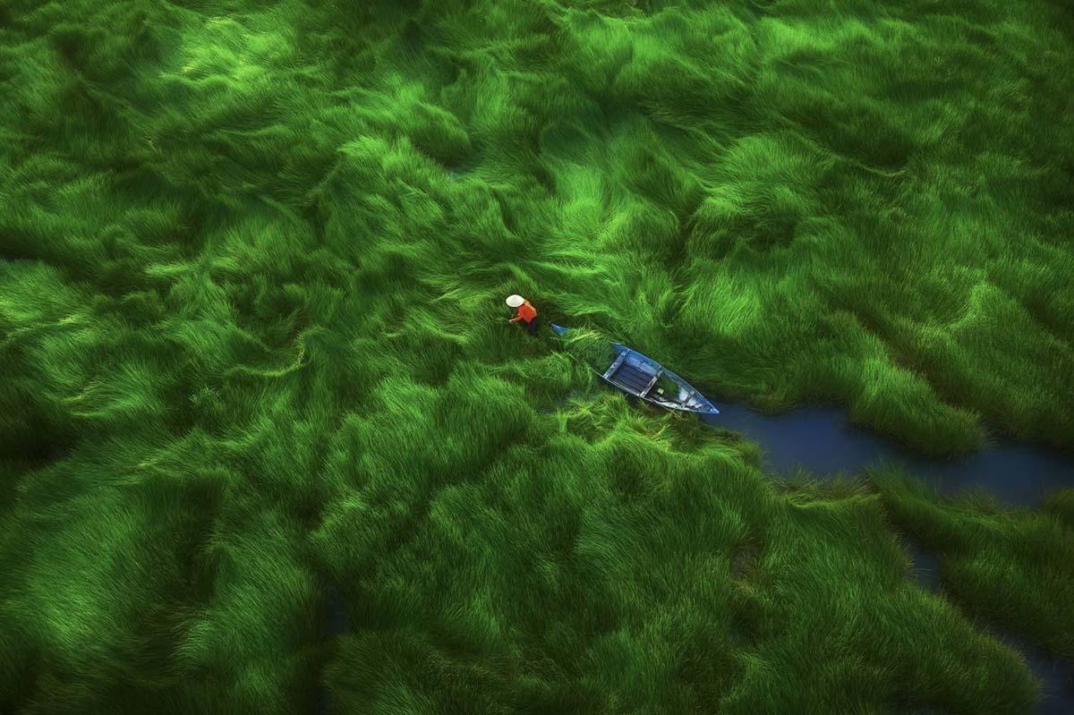 Аэрофотография (фото с дрона). I место, Trung Pham