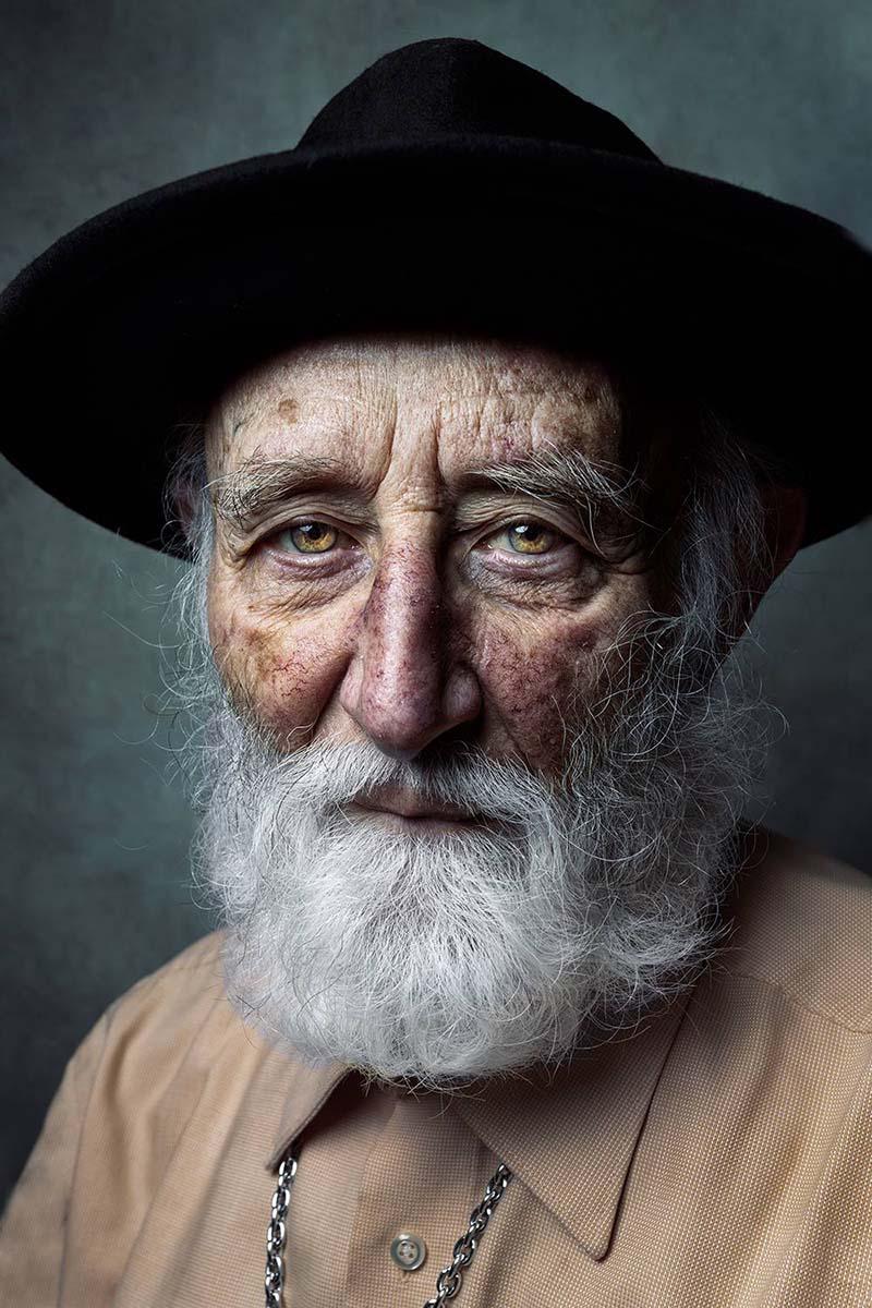 Мужской портрет. III место, Adi Abdulrahman