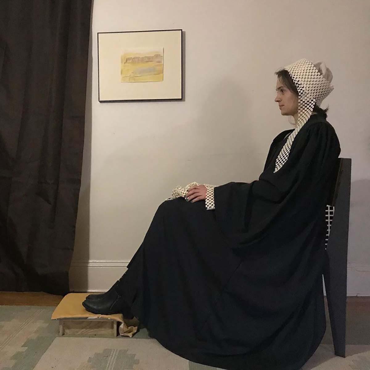 «Аранжировка в сером и черном, № 1: портрет матери» — наиболее известная картина американского художника Джеймса Уистлера.