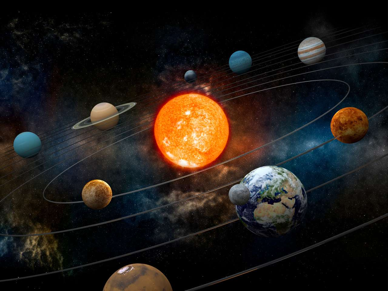 фото всех планет солнечной системы его установка